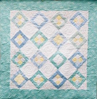 Boy's Quilt Pattern - Free Applique
