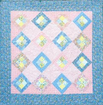 Baby Quilt and Applique Patterns - Erica's Craft & Sewing