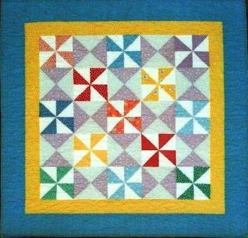 Ravelry: Baby Nine Patch Crochet Quilt pattern by Melanie